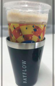 コンビニコーヒー用タンブラー