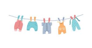リモサボンは赤ちゃんの衣類にも使えるの?