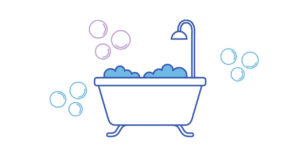 入居前にやること:お風呂のカビ予防
