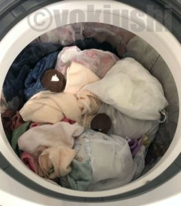 穴なし水槽洗濯機